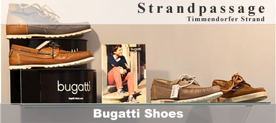 Bugatti Shoes Shop Timmendorfer Strand