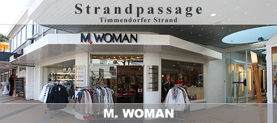 M. Woman Shop Timmendorfer Strand